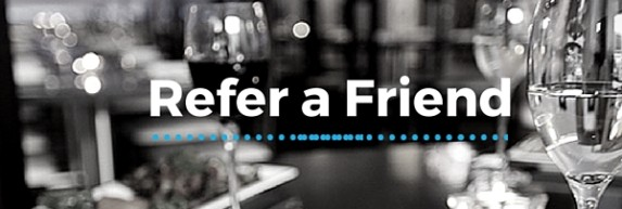 Refer a friend Restaurant Manchester