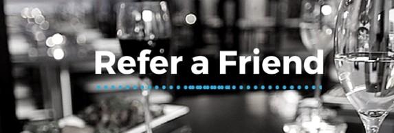 Refer a friend Restaurant Manchester